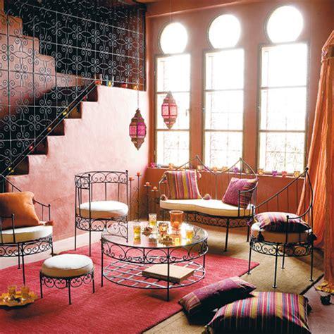 Moroccan Decorating Style  Interiorholiccom