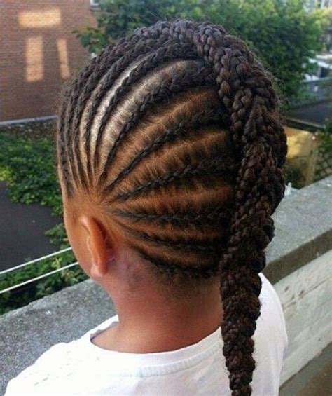 15 cute hairstyles for black girls