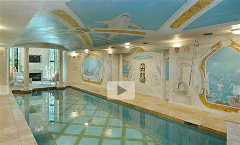 exquisite indoor swimming pools haute living