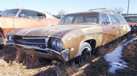 Buick Pontiac by Buick And Pontiac Salvage Yard Liquidation