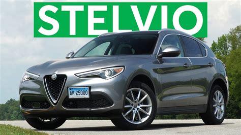 review  alfa romeo stelvio quick drive consumer