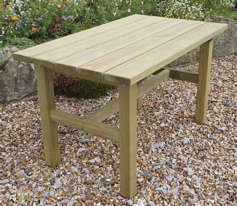Garden Tables by Zest Emily Table And Bench Set Gardensite Co Uk