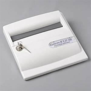 Porte Etiquette Boite Aux Lettres : boite aux lettres encastrable 2 portes ~ Melissatoandfro.com Idées de Décoration