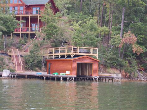 Amazing Lake Front Log Cabin New Construction Home