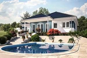 Haus Bausatz Bungalow : bungalow b 102 das einladende taff haus ~ Whattoseeinmadrid.com Haus und Dekorationen