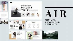 Powerpoint Design Template Air Free Powerpoint Template 9 Slides Just Free Slides