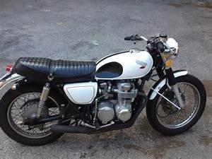 Buy 1974 Honda Cb550 Cafe On 2040