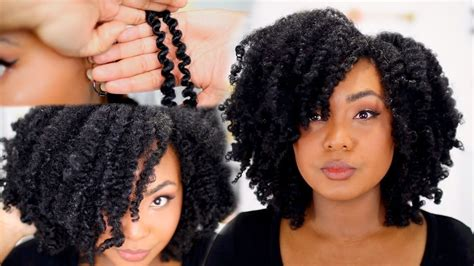 How To Achieve The Perfect Twist Out Every Time