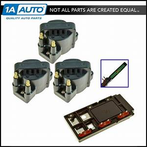 Ignition Control Module Coil Kit Set For Buick Chevy Olds