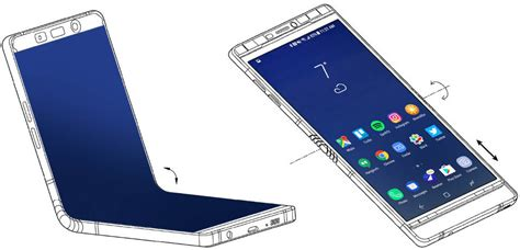 Samsung's Foldable Phone Is Said To Have Three 3.5-inch