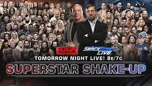 Full New SmackDown Live Roster After Superstar Shake Up ...