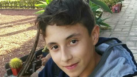 14 Year Old Boy That Was Found After He Went Missing The