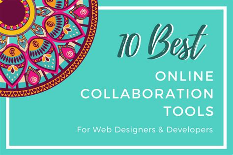 Best Collaboration Tool 10 Of The Best Collaboration Tools For Web