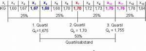 Standardabweichung Excel Berechnen : spannweite median varianz und standardabweichung mathe brinkmann ~ Themetempest.com Abrechnung