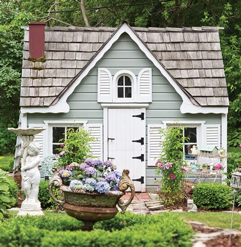 The Shabby Chic Cottage The Of Shabby Chic Gardens The Cottage Journal