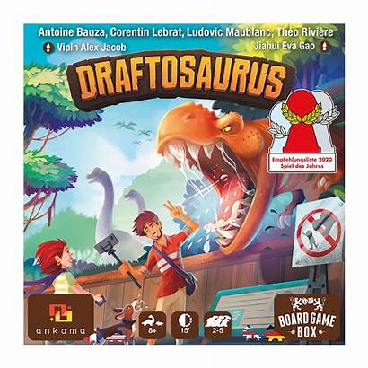 Draftosaurus Erweiterung Board Bildergalerie