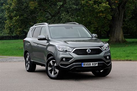 SsangYong Extends Warranty to Whole Range | 4X4 Magazine