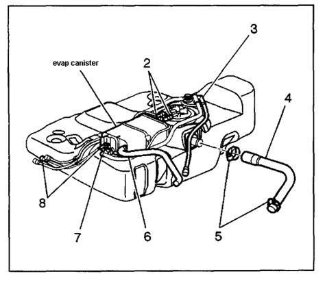 Buick Lesabre Evap Solenoid Valve Location Wiring