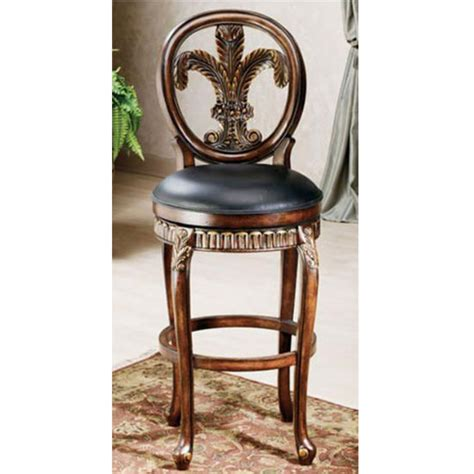 fleur de lis bar stools bar stools fleur de lis counter and bar stools by hillsdale furniture kitchensource com