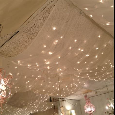 tulle  christmas lights    concept adapted