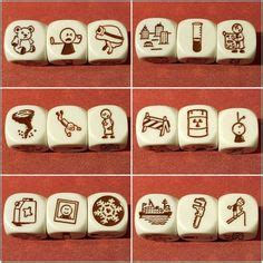 games images story cubes story dice cube