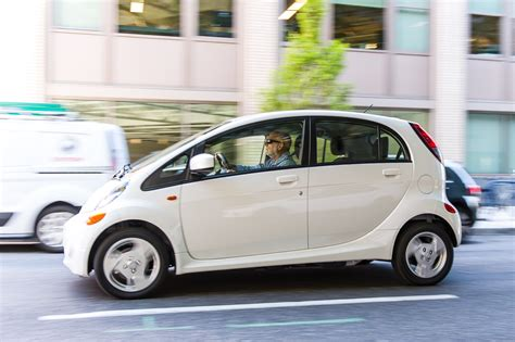 Mitsubishi Electric Car by Rip Mitsubishi I Miev Lowest Range Slowest Electric Car