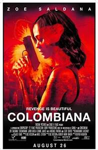 Colombiana movie poster #709651 - Movieposters2.com