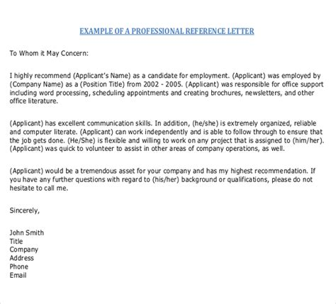 letter of recommendation from employer letter of recommendation from employer pdf 12830