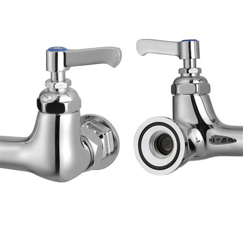 Commercial Pre Rinse Faucet by New Commercial Kitchen Restaurant 8 Quot Center Splashmount