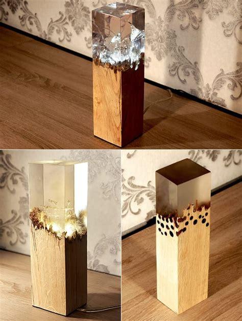 holz und licht  unglaubliche designerlampen aus holz