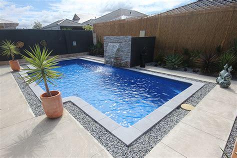 Grandeur Fibreglass Swimming Pool