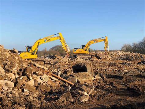ace demolition services  demolition contractor  high