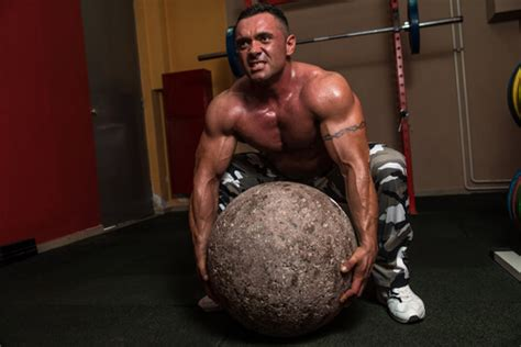 strongman workouts  fat loss muscle gain  performance