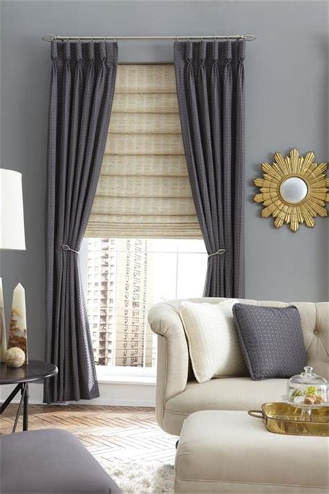 custom goblet pleat style curtains single width group