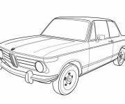 Bmw Ancien Modele : coloriage bmw mini cooper dessin gratuit imprimer ~ Maxctalentgroup.com Avis de Voitures