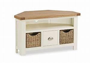 Meuble D Angle Tele : meuble tv d 39 angle acheter meubles tv d 39 angle en ligne sur livingo ~ Teatrodelosmanantiales.com Idées de Décoration