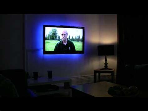 lcd plasma home theatre lighting kit led tv backlight