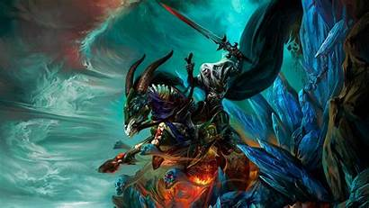 Creatures Mythical Wallpapers Fantasy Monsters Awesome Surreal
