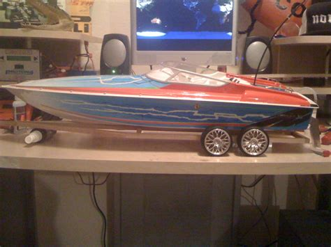 Rc Model Boat Trailers by Rc Boat Trailer Build R C Tech Forums