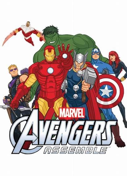 Avengers Assemble Marvel Cartoon Action Comics Network