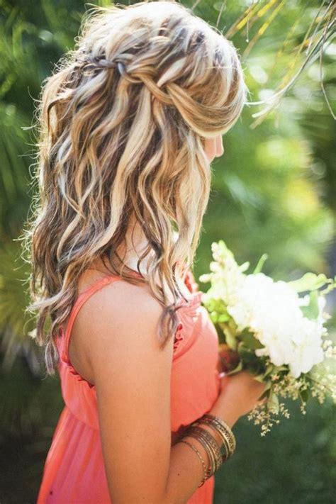 messy franzoesisch braid hochzeit frisuren hochzeit hair