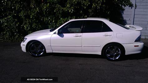2002 Lexus Is300 by 2002 Lexus Is300 Sportcross 4 Door 3 0l