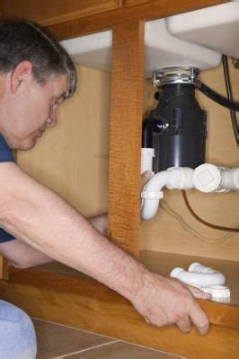 How To Stop Disposal From Backing Up Into Other Sink