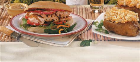 Gourmet Grilled Salmon Salad Sandwich Recipe Dairy Goodness