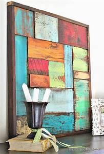 11, Creative, Wood, Wall, Art, Ideas