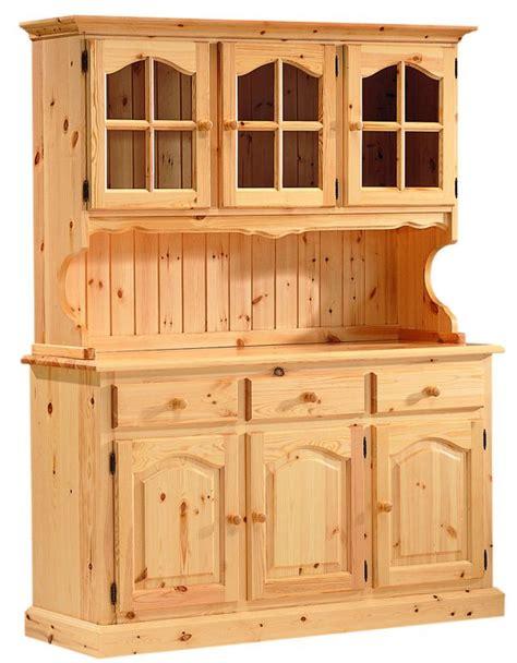meuble vaisselier cuisine les cuisines en pin massif de meubl 39 affair 39 meubles tonnay