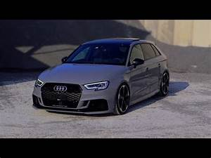 New Audi Rs3 Facelift Sb 2018
