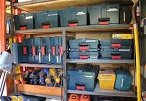 Power Tool Storage Ideas - How to Protect Your Investment