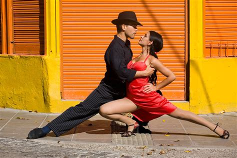 Buenos Aires; tango, wine and more - WITH LOVE, MARS