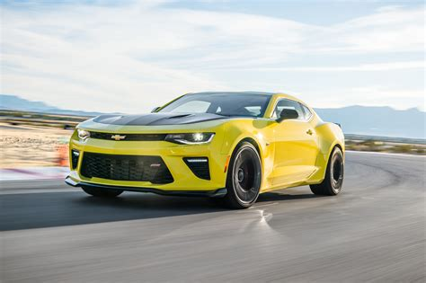 2017 Chevrolet Camaro V6 1le And Ss 1le Street And Track
